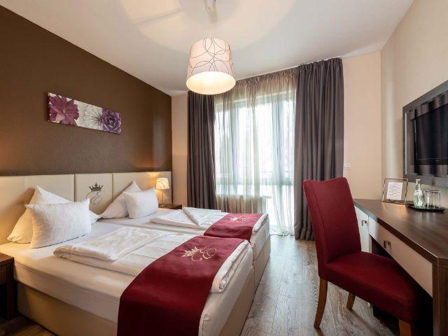 Zimmer im Empress Hotel, Foto: Empress Hotel