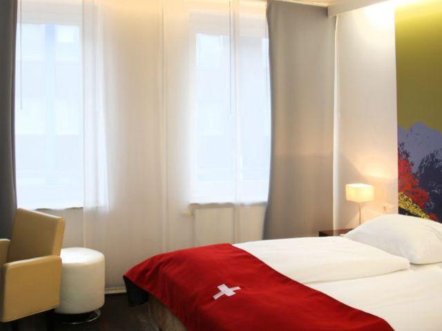 Hotel Helvetia in München, Foto: Hotel Helvetia