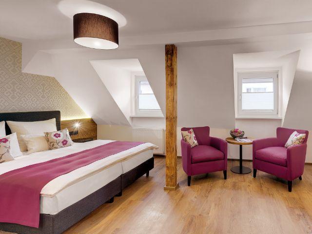 Übernachtet im Alpen Hotel München, Foto: Alpen Hotel München