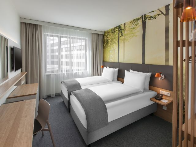 Holiday Inn Munich - Leuchtenbergring, Foto: Holiday Inn Munich - Leuchtenbergring
