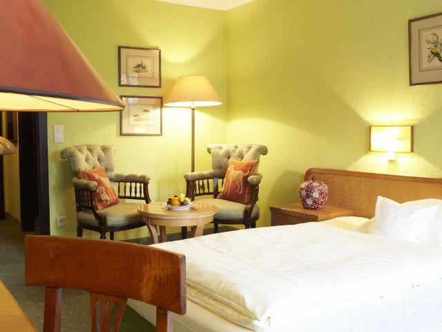 Übernachtet im Hotel Admiral, Foto: Hotel Admiral
