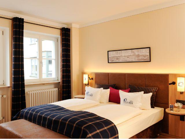 Übernachtet im Hotel Blauer Bock, Foto: Hotel Blauer Bock