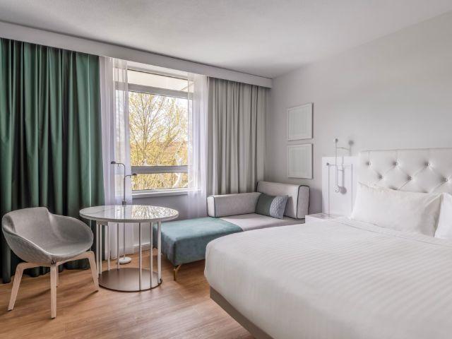 Das Marriott München Hotel, Foto: Marriott München