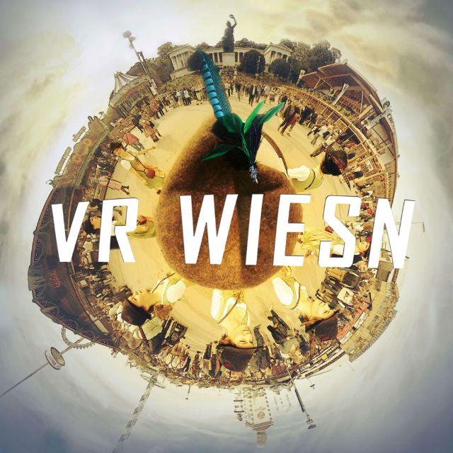 VR Wiesn - Plakat der Veranstaltung, Foto: Remulus VR