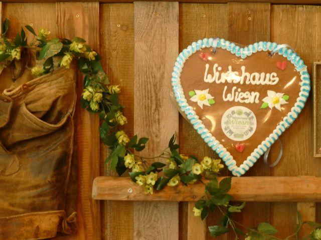 Lebkuchenherz zur WirtshausWiesn, Foto: muenchen.de/Saskia Ziegler