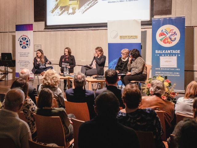 Eröffnung der Balkantage, Foto: Hilfe von Mensch zu Mensch e.V.