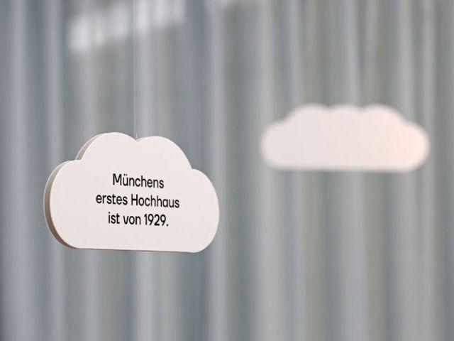 """Ausstellung """"Hoch hinaus?"""" im PlanTreff, Foto: Michael Nagy"""