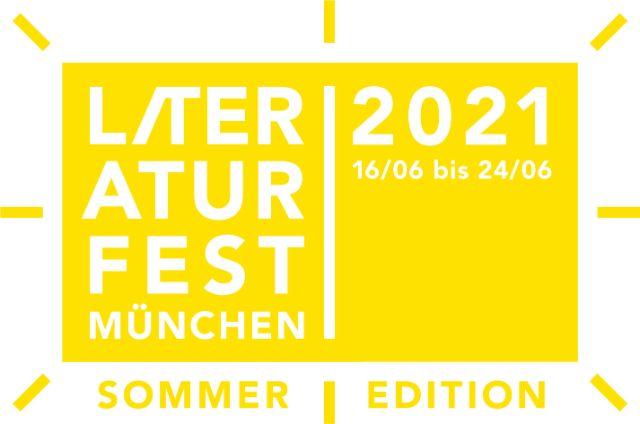 Logo der Sommer-Edition, Foto: Literaturfest München