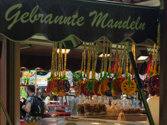 Magdalenenfest im Hirschgarten, Foto: Ben Sagmeister