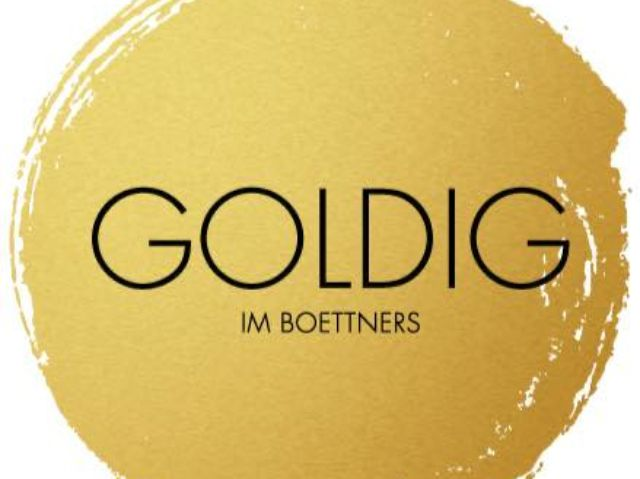 Goldig im Boettners