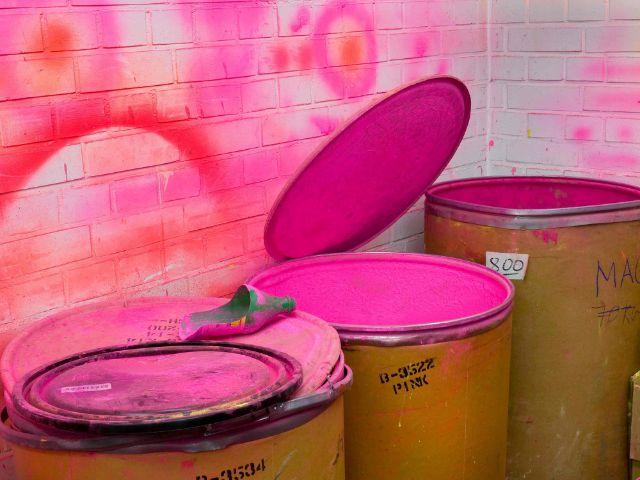 Archiv Geiger Pigmentraum, Foto: Archiv Geiger