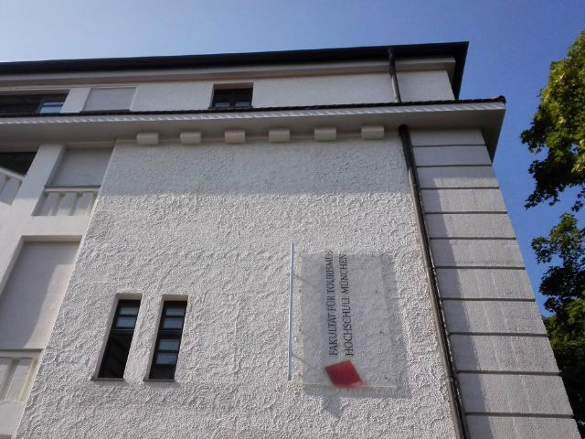 Die Fakultät Tourismus an der Hochschule München, Foto: Fakultät für Tourismus / Hochschule München