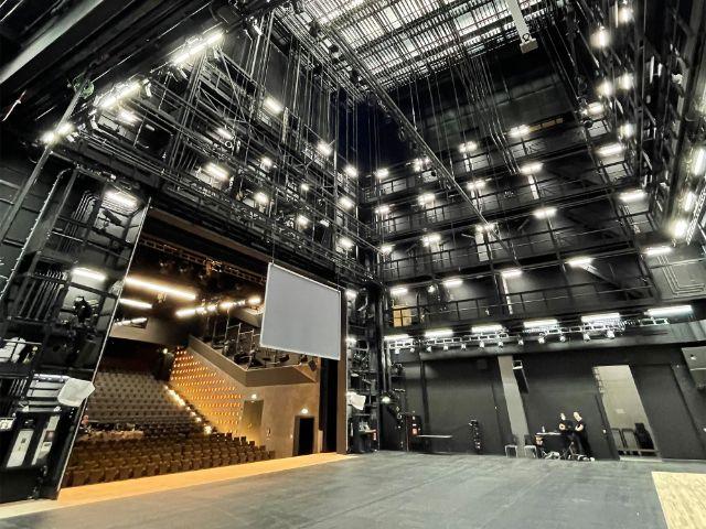 Neubau Münchner Volkstheater, Foto: muenchen.de/Benjamin Troll