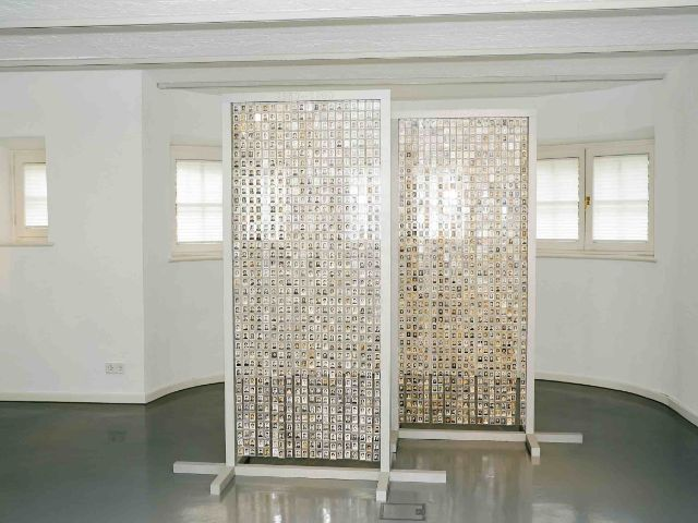 Cai Dongdong, The Two Doors (Installation), 2018, Sammlung Alexander Tutsek-Stiftung, Foto: Image courtesy of the artist and M97 Gallery