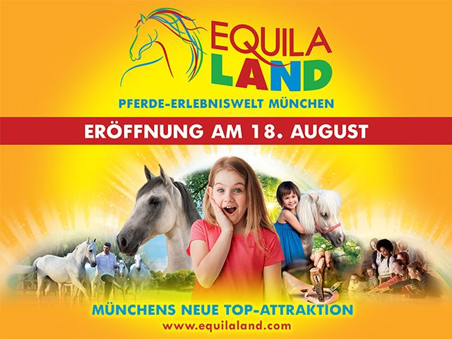 Eröffnung Equilaland am 18.8.2018, Foto: EQUILALAND