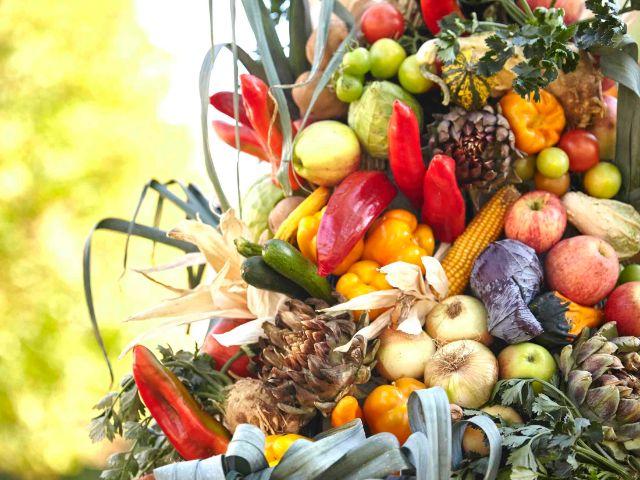 Obst und Gemüse, Foto: David Heimerl/StMELF