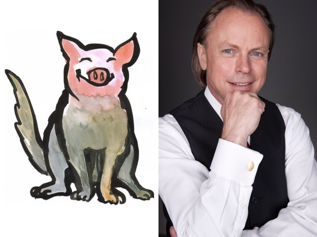 Der Schweinehund, den Marco von Münchhausen zu überwinden weiß