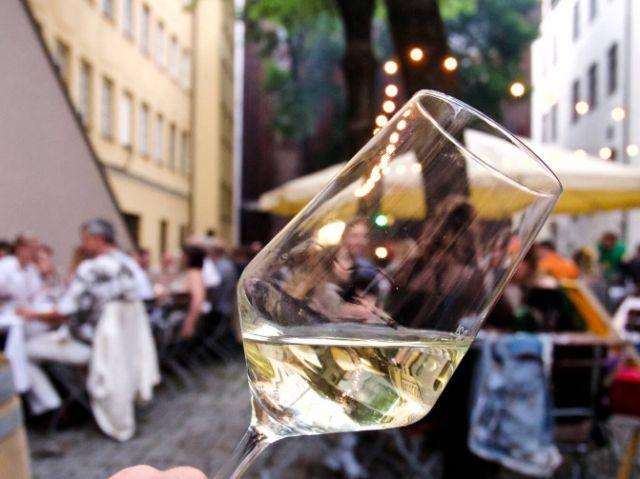 Weinglas, Foto: Ulrike Palmer