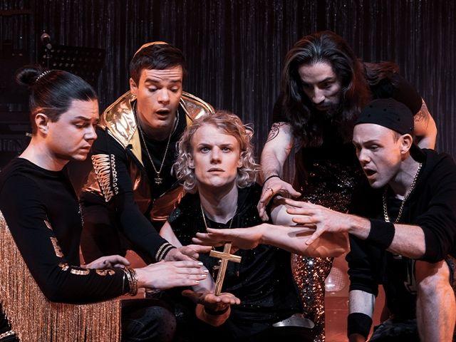 "Musical ""Altar Boyz"", Foto: Elise Doorn"
