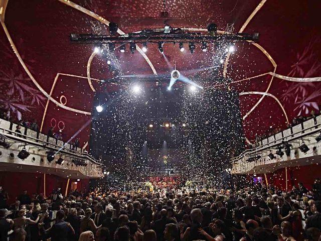 Ballsaison im Deutschen Theater, Foto: Gert Krautbauer