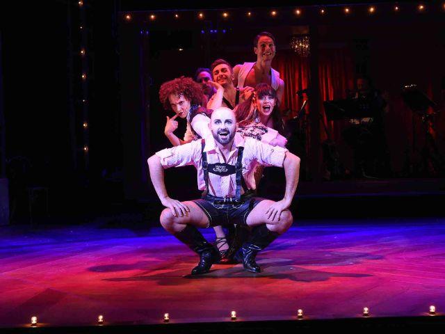 Cabaret im Deutschen Theater, Foto: Kaufhold