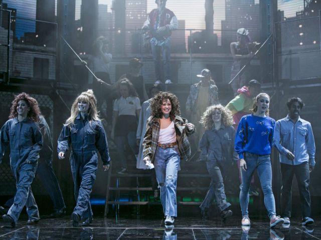 Szene aus Flashdance, Foto: 2Entertain