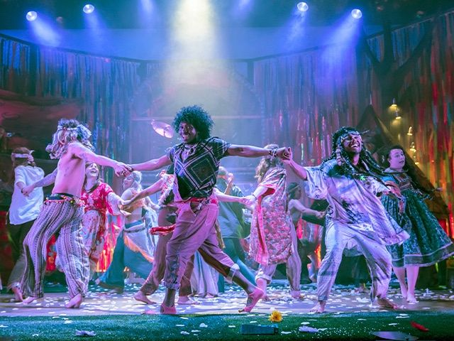 Hair – The Musical, Foto: Johan Persson