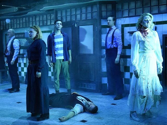 Sweeney Todd, Foto: Martin Kaufhold