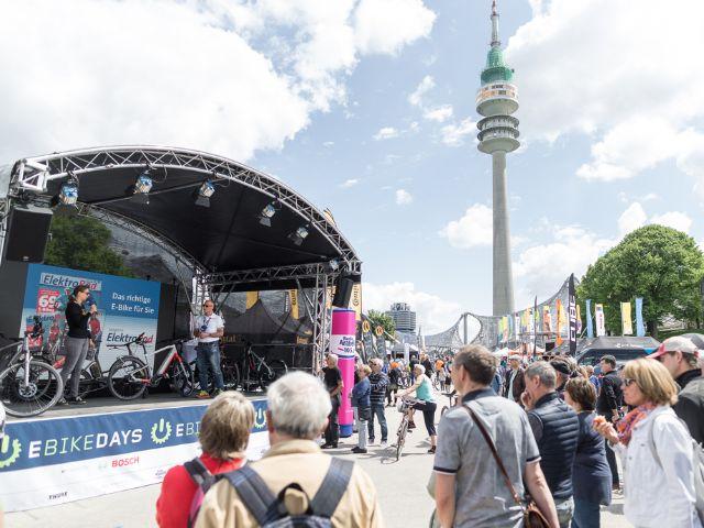 , Foto: E BIKE DAYS München