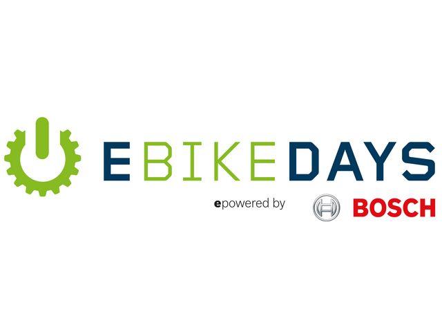 Logo der E Bike Days, Foto: E Bike Days