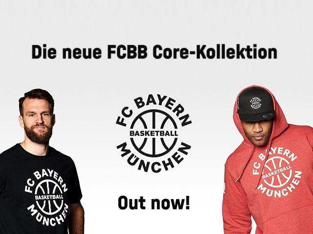 Fantrikots im Fanshop, Foto: FC Bayern Basketball