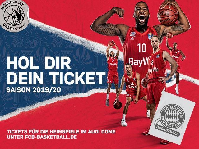 , Foto: FC Bayern Basketball