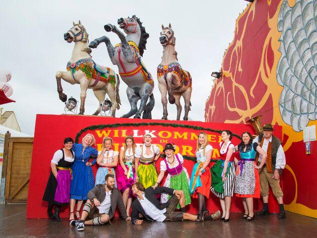 Hippodrom, Frühlingsfest, Foto: Hippodrom