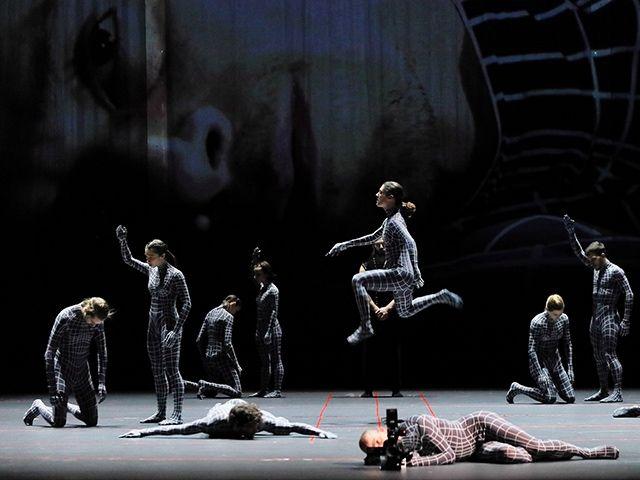 Szene aus Salome tanz, Foto: Staatstheater am Gärtnerplatz