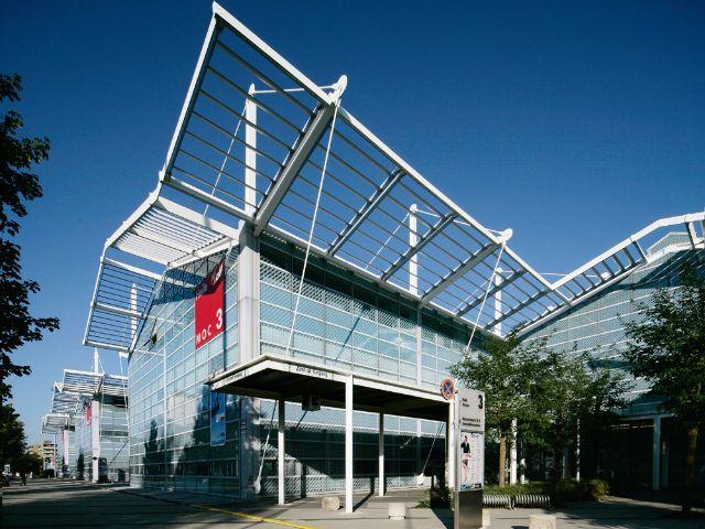 MOC Veranstaltungscenter München, Foto: Messe München GmbH