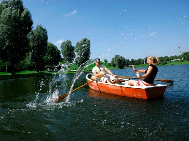 Olympiapark München: Zentrum für eine Vielzahl von Sport- und Freizeit-Aktivitäten