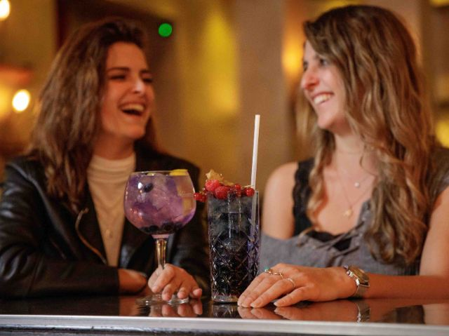 Signature Drinks im Park Café, Foto: Park Café