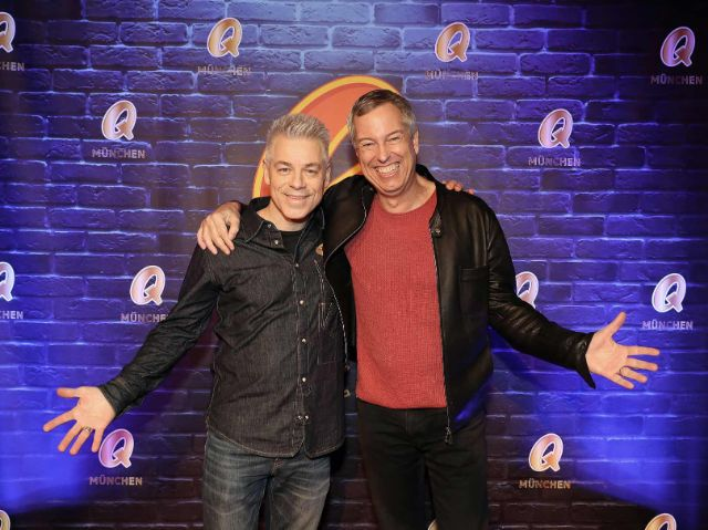Michael Mittermeier & Thomas Hermanns, Foto: Quatsch Comedy Club