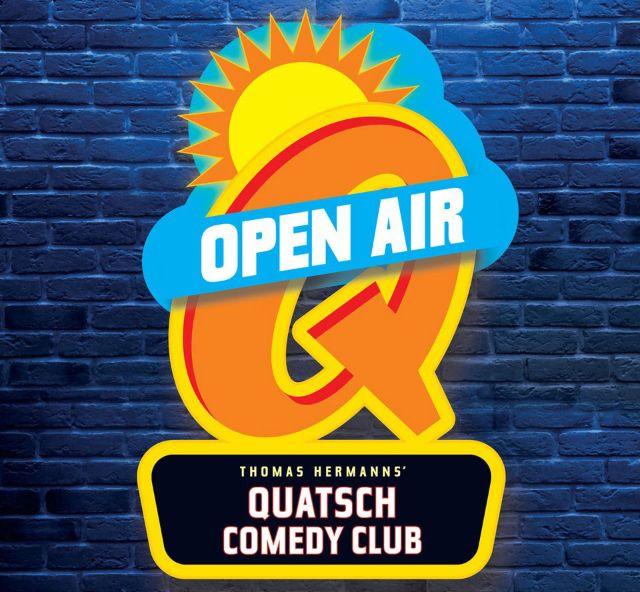 Grafik zu Open Air Shows des Quatsch Comedy Clubs, Foto: Quatsch Comedy Club