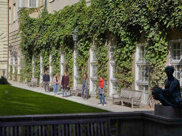 Außenführungen während der Residenzwoche, Foto: Bayerische Schlösserverwaltung