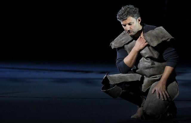 Kaufmann, Parsifal, Bayerische Staatsoper, Foto: Wilfried Hösl