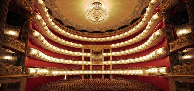 Bayerische Staatsoper, Nationaltheater, München, Foto: Wilfried Hösl