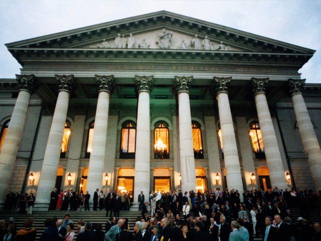 Nationaltheater Bayerische Staatsoper München, Foto: Wilfried Hösl