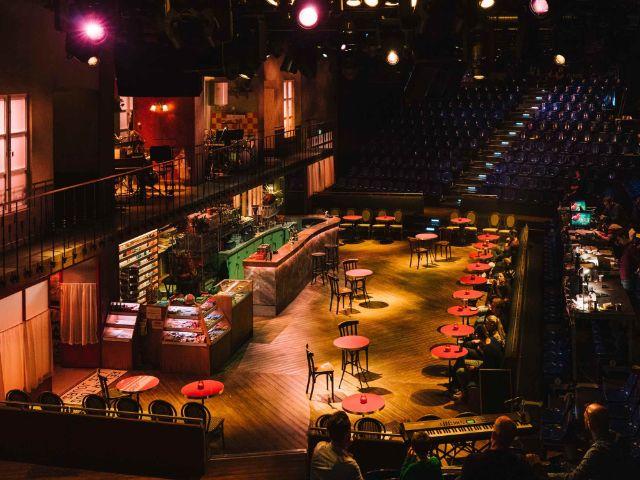 """Szene aus """"Die fabelhafte Welt der Amélie"""", Foto: Stage Entertainment"""