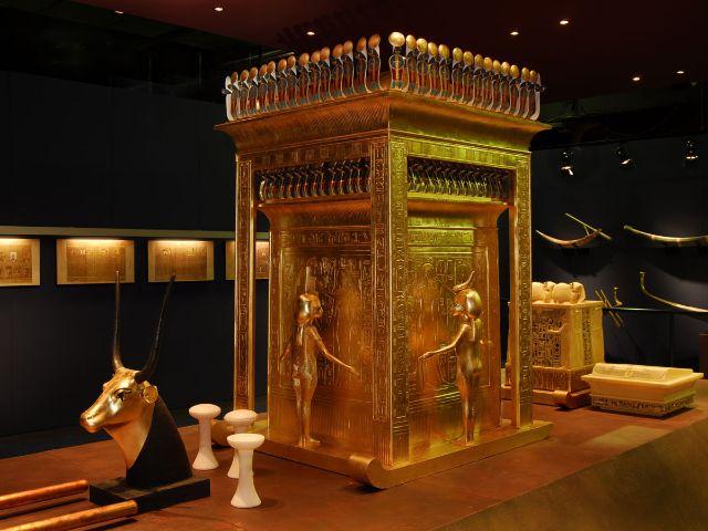 Tutanchamun Ausstellung, Foto: Semmel Concerts