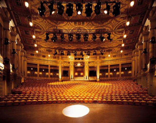 Prinzregententheater, Foto: Thomas Klinger