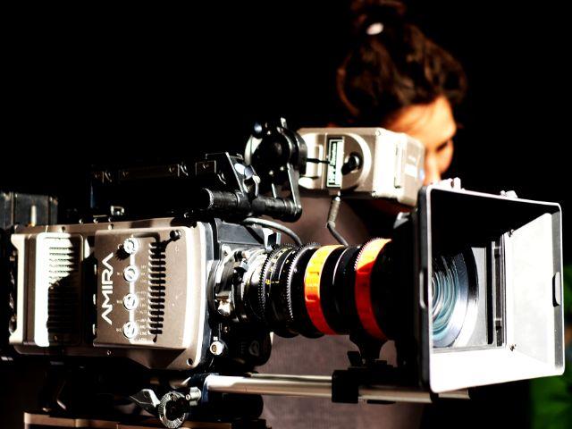 Filmkamera, Foto: Filippo Steven Ferrara