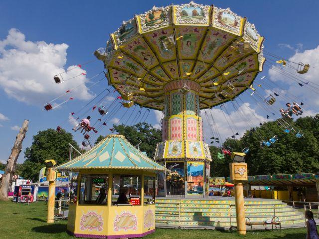 Magdalenenfest im Hirschgarten, Foto: Katy Spichal