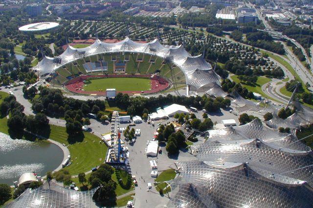 Olympiastadion München Beste Plätze