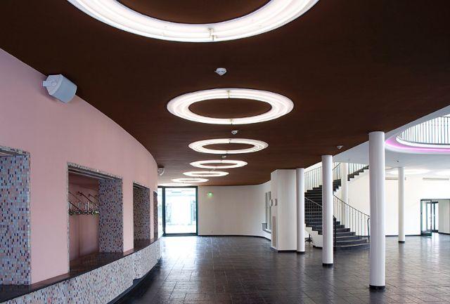 Alte Kongresshalle Theresienhöhe, Foto: Alte Kongresshalle